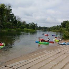 Matson's Big Manistee River Campground, MI | The Dyrt
