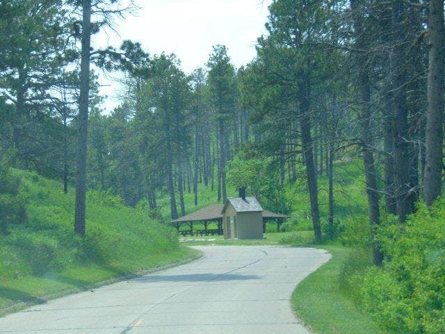 chadron state park campgrounds in nebraska