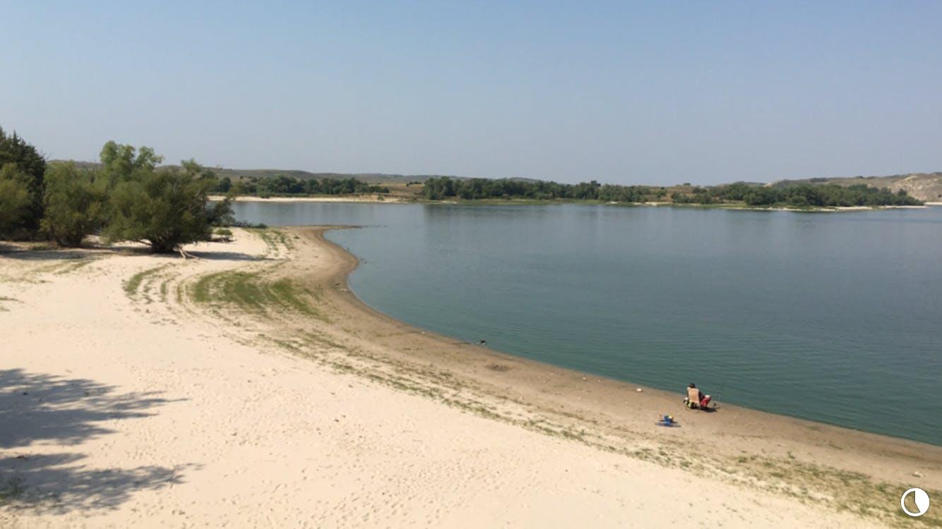 merritt reservoir campgrounds in nebraska