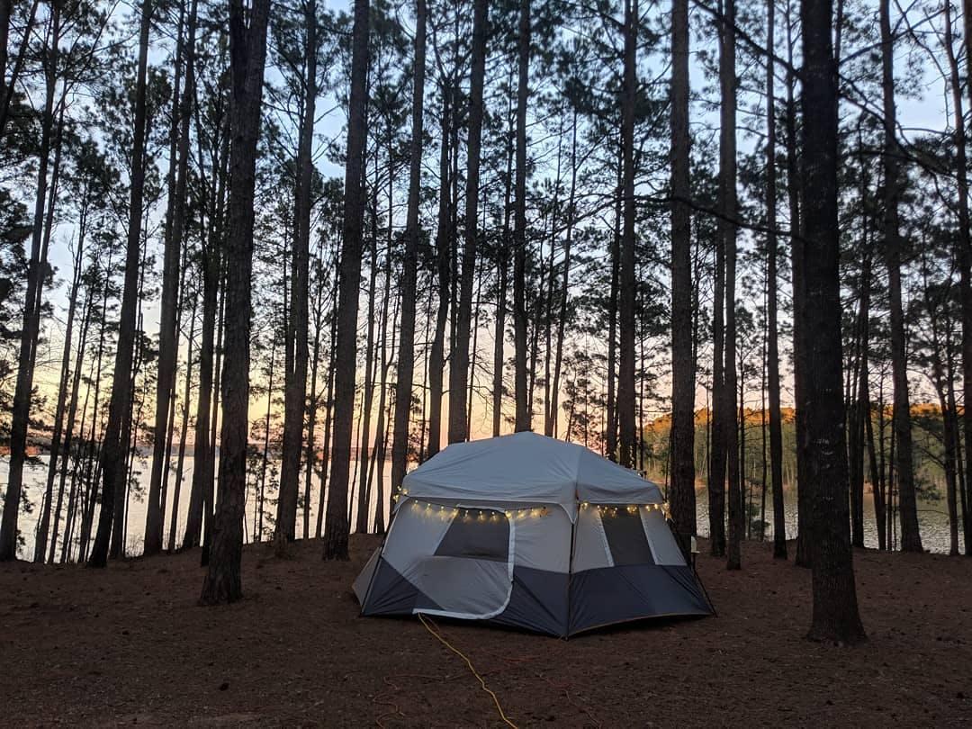 Lake Claiborne State Park, LA | The Dyrt on louisiana grand isle state park map, louisiana state map cities, louisiana chicot state park map, louisiana purchase state park arkansas,