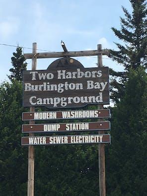 Burlington Bay Campground, MN | The Dyrt
