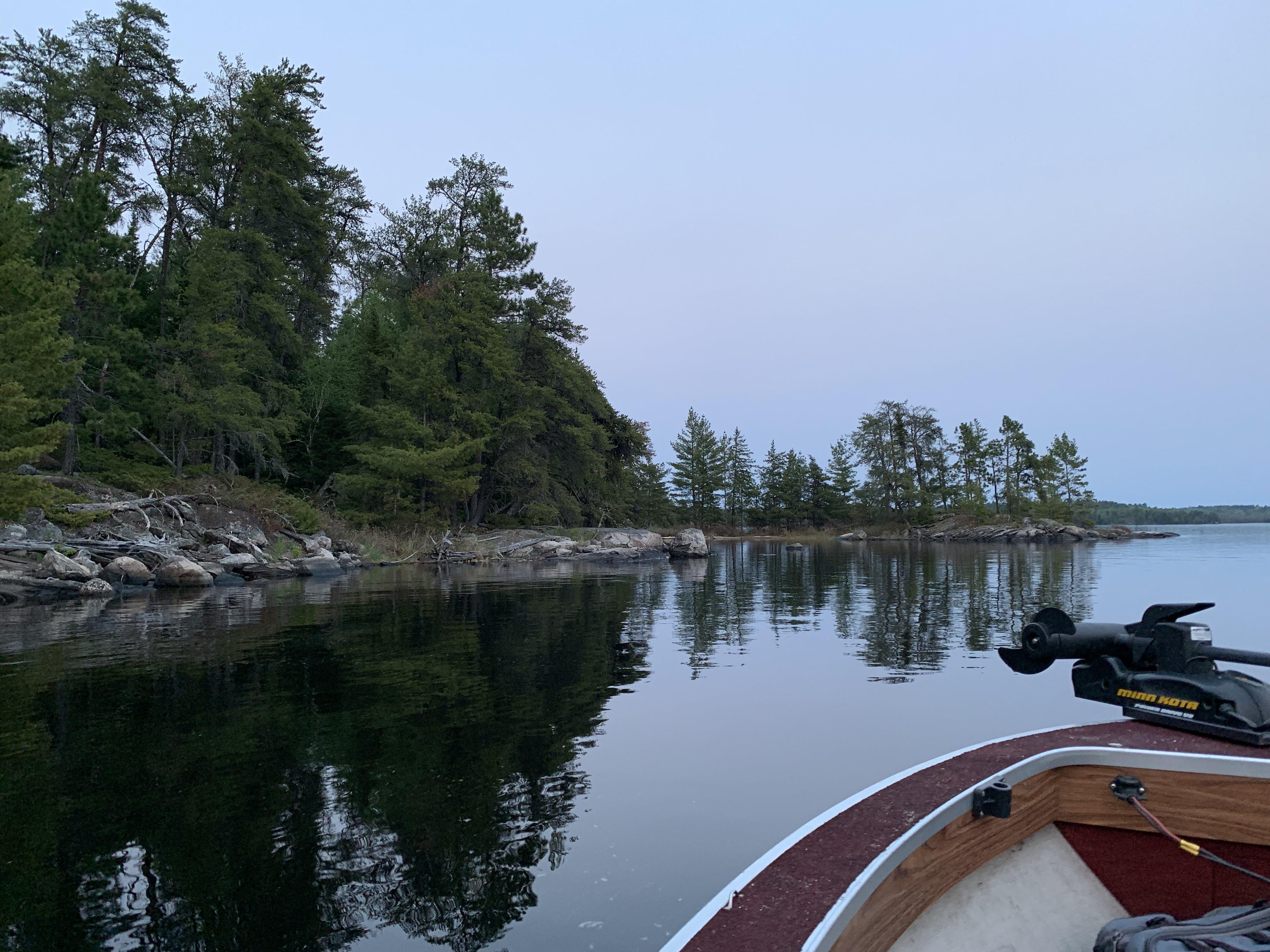 Voyageurs National Park Campsites, MN | The Dyrt