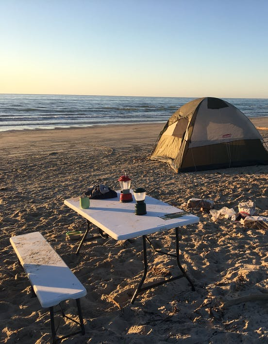 The Best Camping Near Padre Island National Seashore | Texas Campgrounds