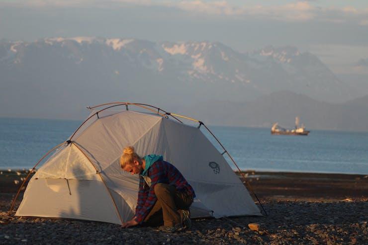 Auk Village Campground