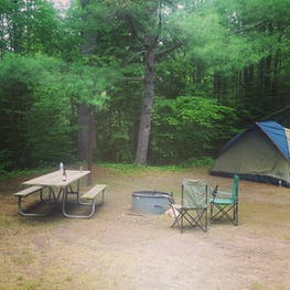 The Best Camping Near Hiawatha National Forest | Michigan Campgrounds
