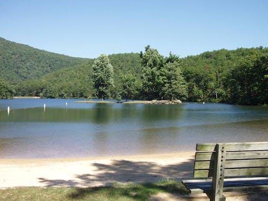 Sherando Lake Campground, VA | The Dyrt
