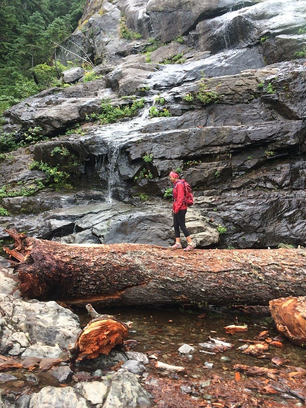 exploring Watkins Glen State Park