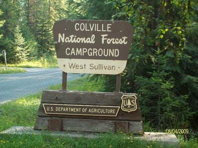 Sullivan Creek Campground, WA | The Dyrt