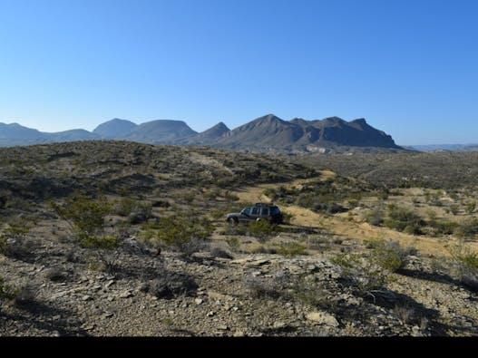 Tierra Del Sol Basecamp, TX | The Dyrt