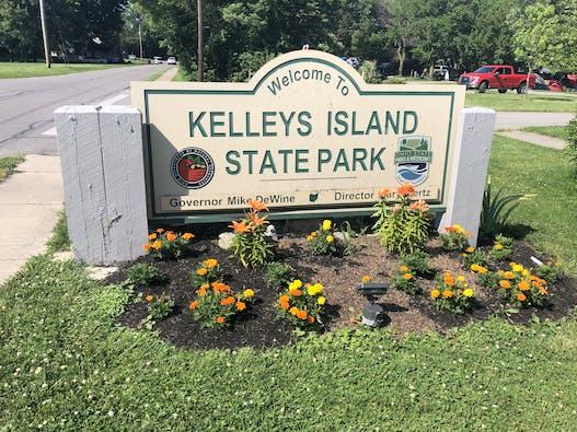 Kelleys Island State Park, OH | The Dyrt on kelley's island state park campsite map, kelleys island ohio, south bass island state park campground map, kelleys island yurt, kelleys island art,