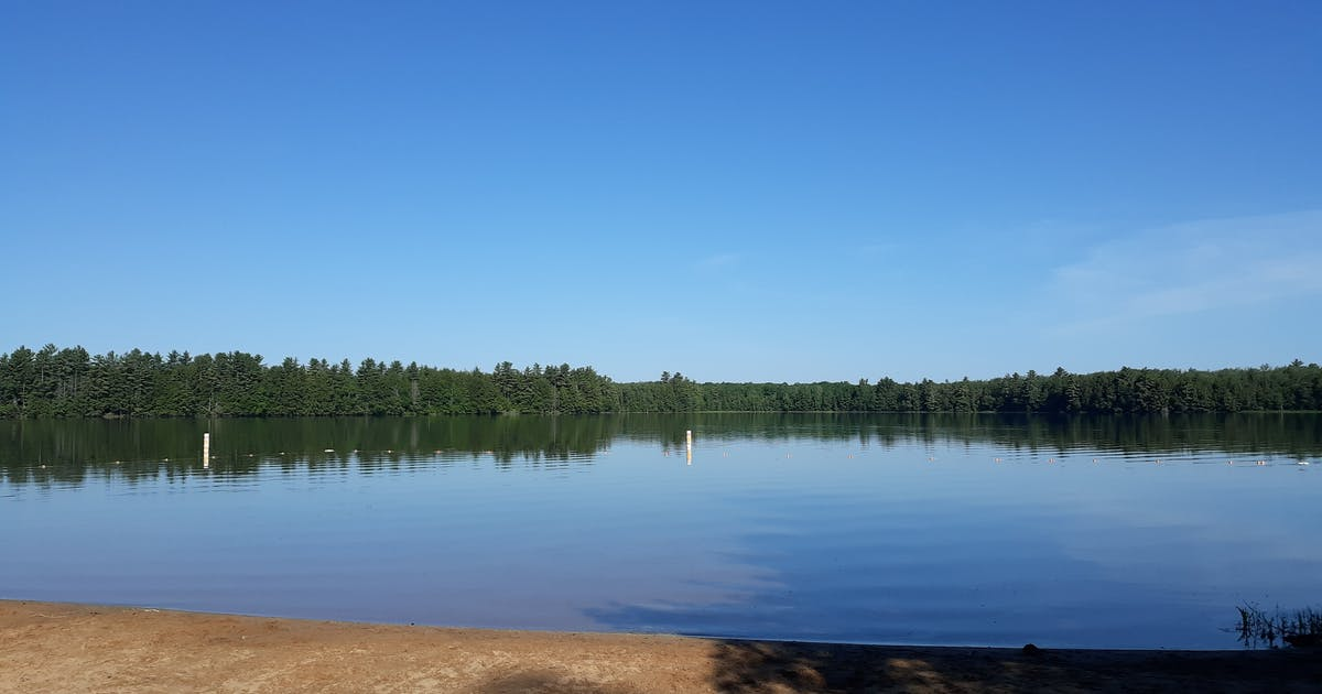 Colwell Lake Campground, MI | The Dyrt
