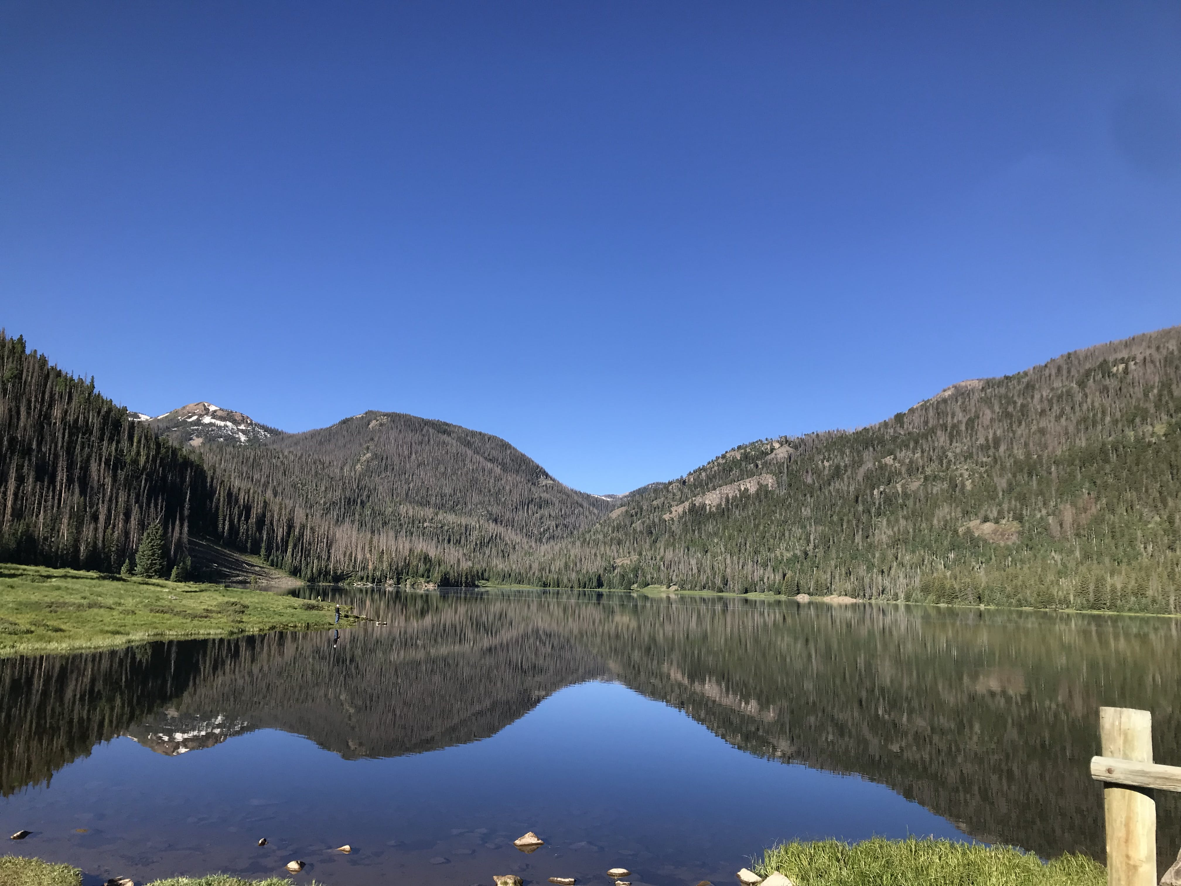 Big Meadows Reservoir Campground, CO | The Dyrt