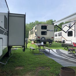 The Best Camping Near Raystown Lake | Pennsylvania Campgrounds
