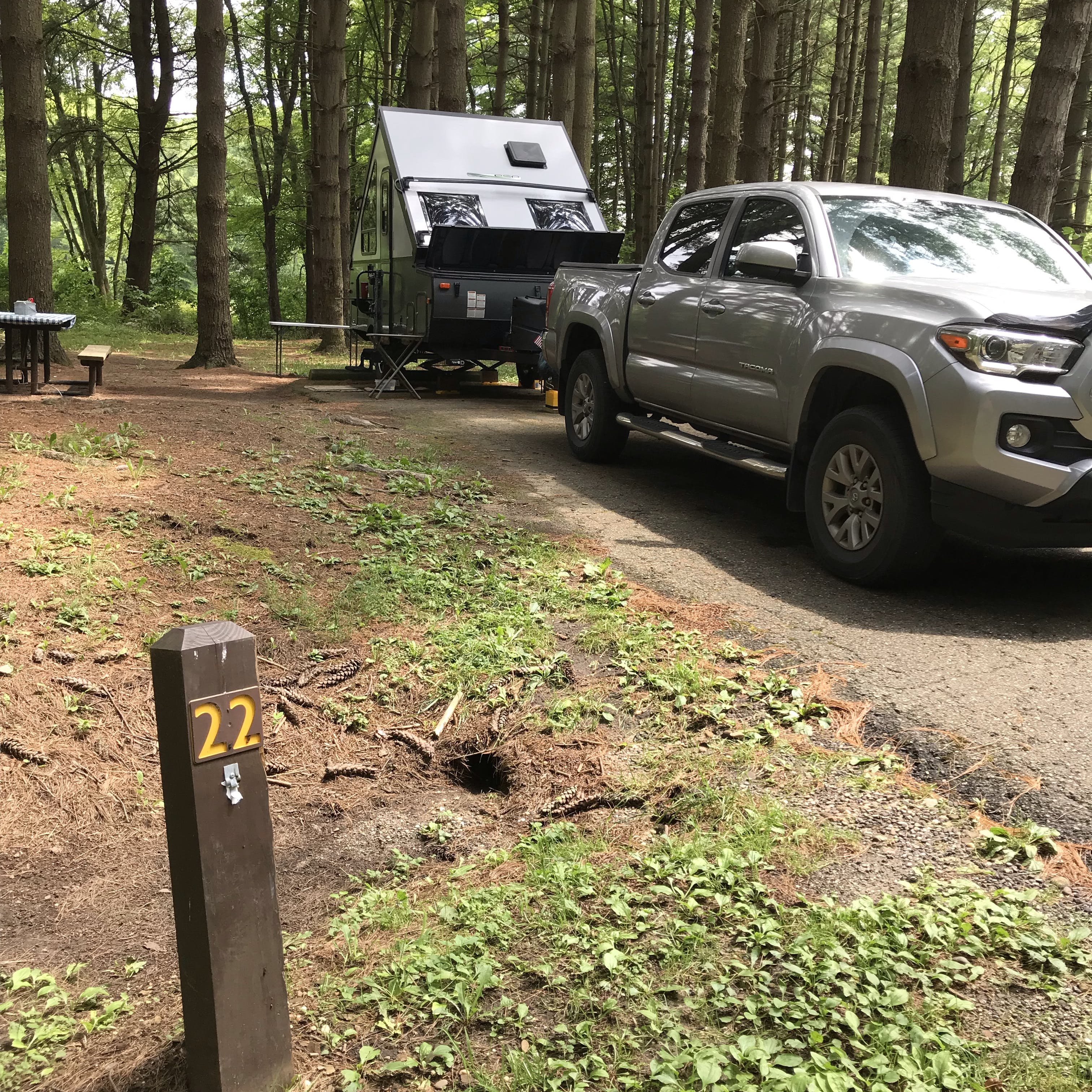 Nimisila Reservoir Metro Park Campground, OH | The Dyrt