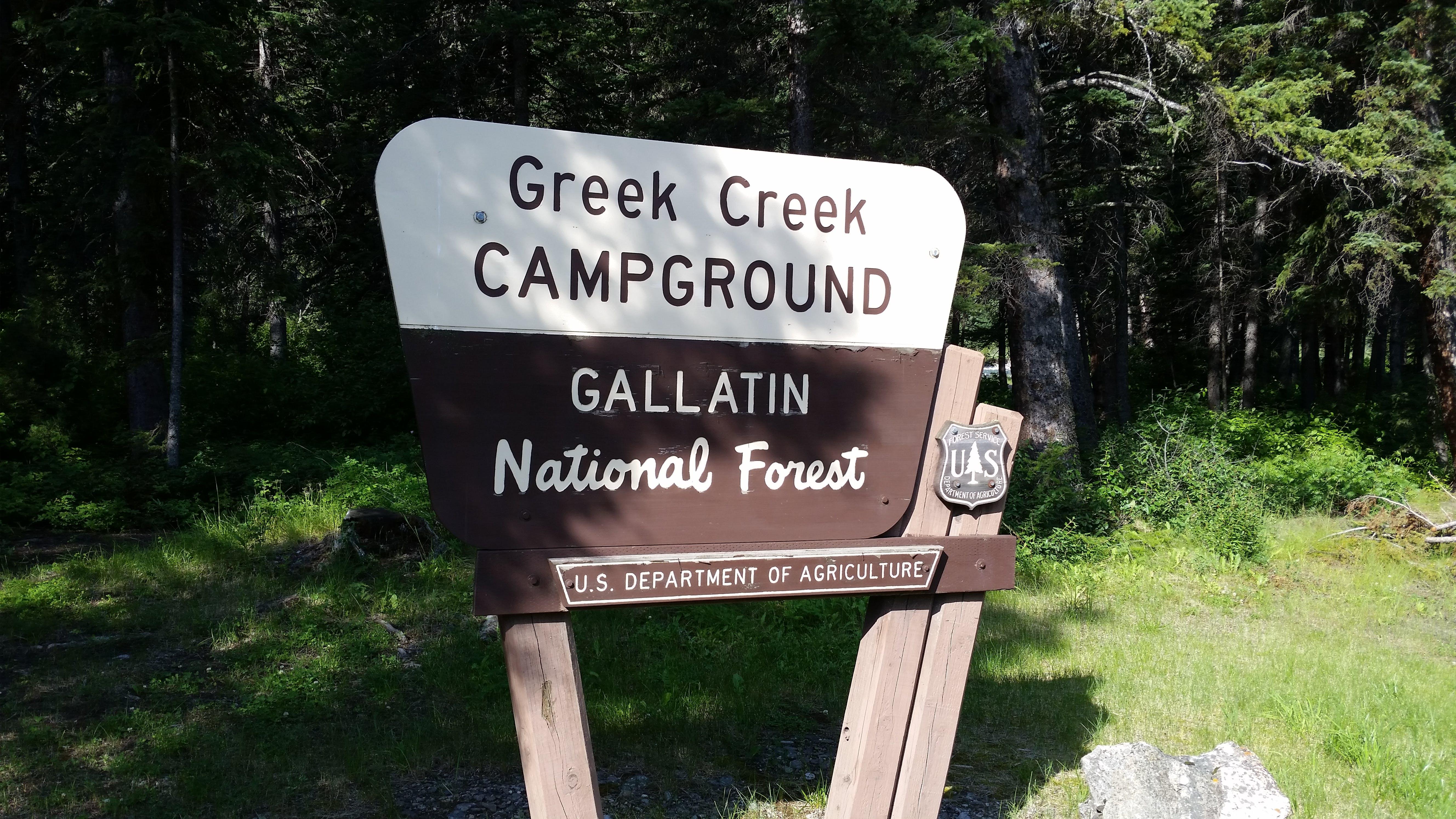Greek Creek Campground, MT   The Dyrt