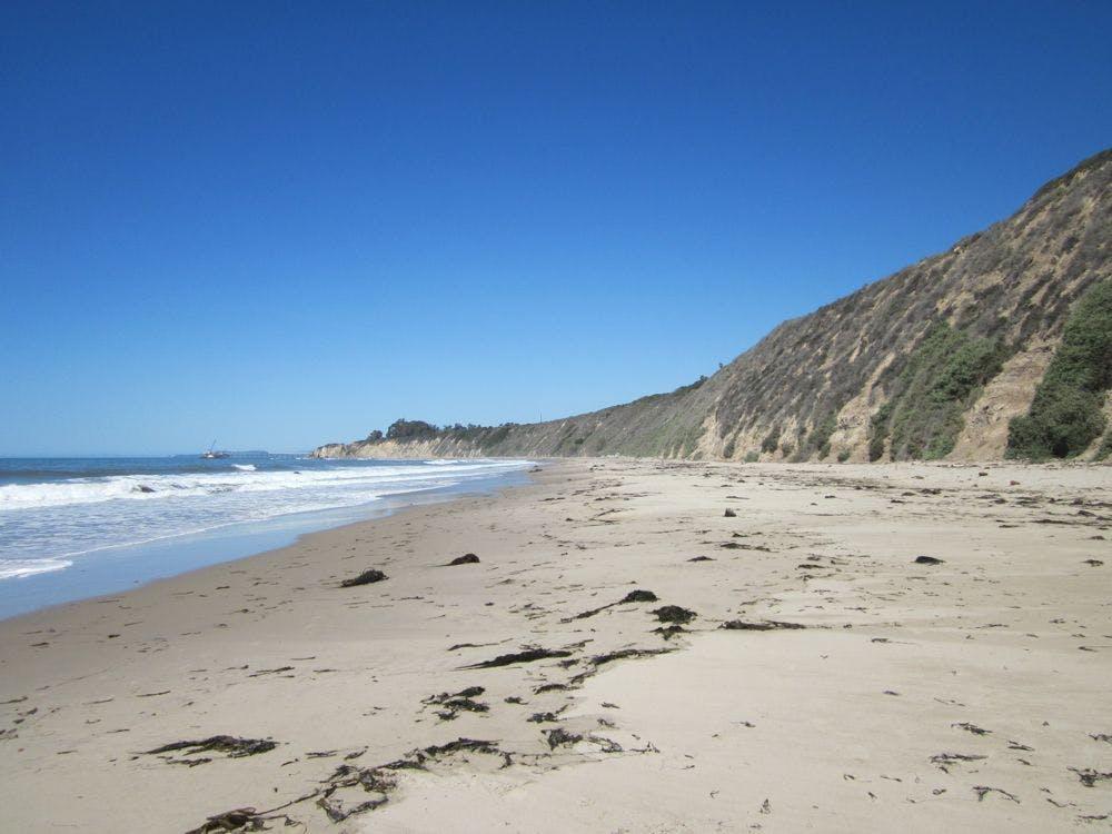 Carpinteria State Beach Ca The Dyrt