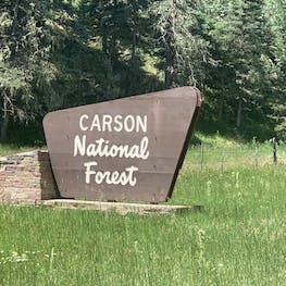 The Best Camping Near Carson National Forest | New Mexico