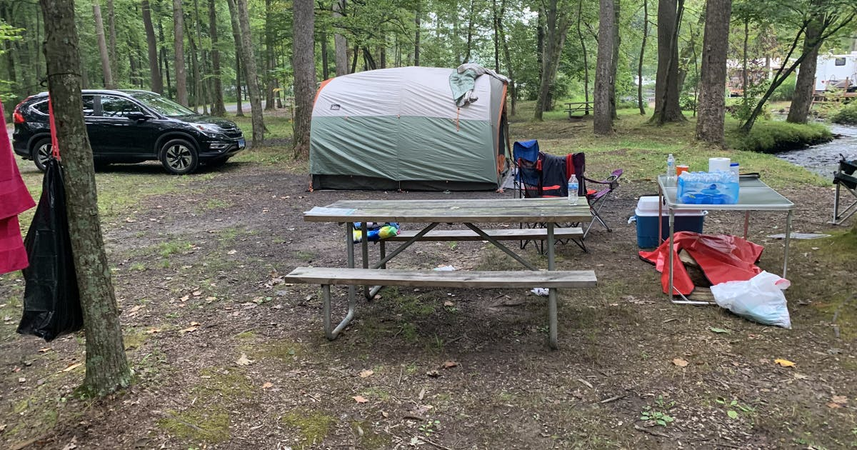 Mountain Creek Campground, PA   The Dyrt