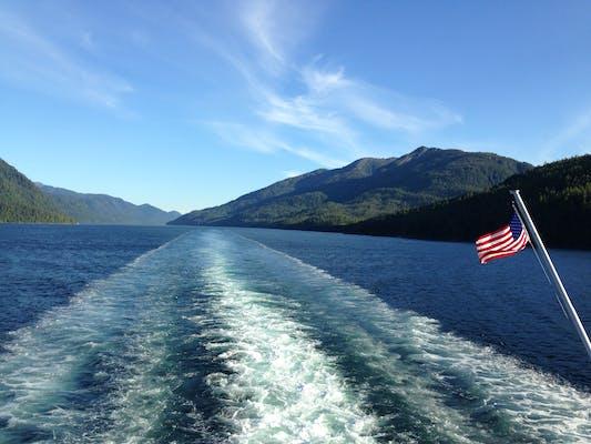 Photo of Alaska Marine Highway by Fain H