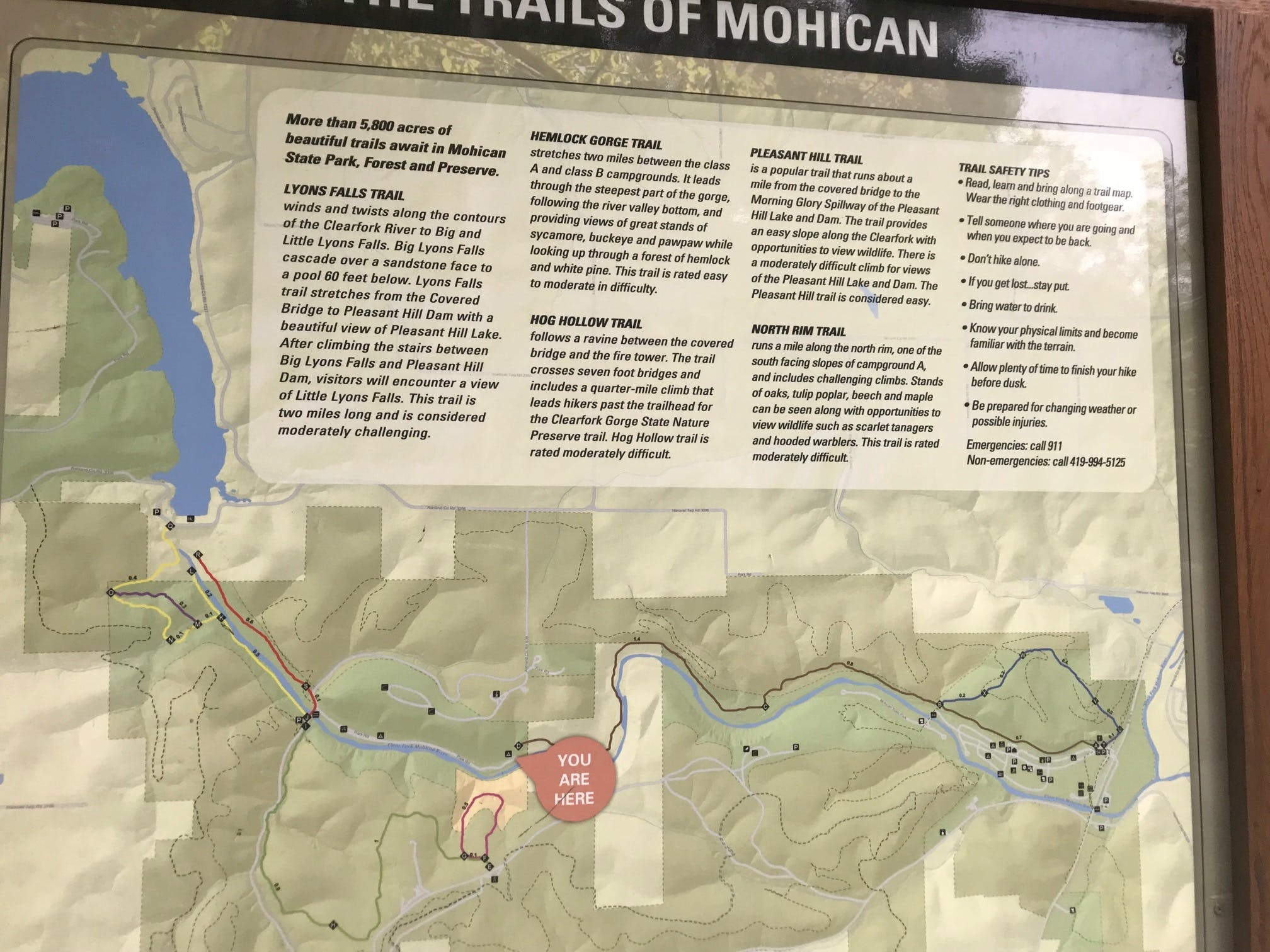 Mohican State Park, OH   The Dyrt