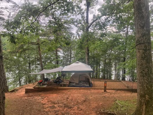 Doll Mt  Campground, GA   The Dyrt
