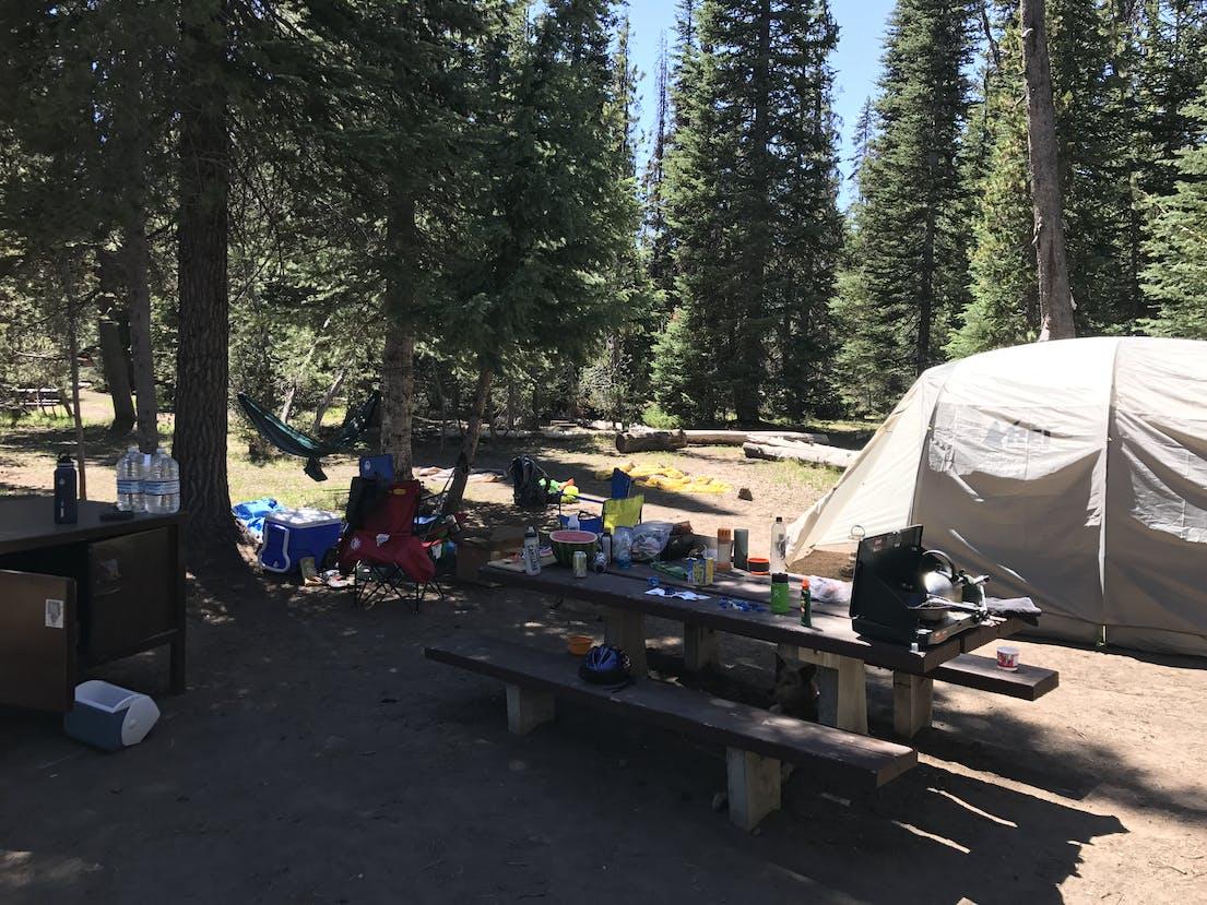 Photo of Mazama Village Campground At Crater Lake National