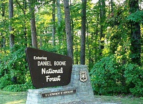 Daniel Boone National Forest, KY. 9 Reviews. Visit Website Add A Review