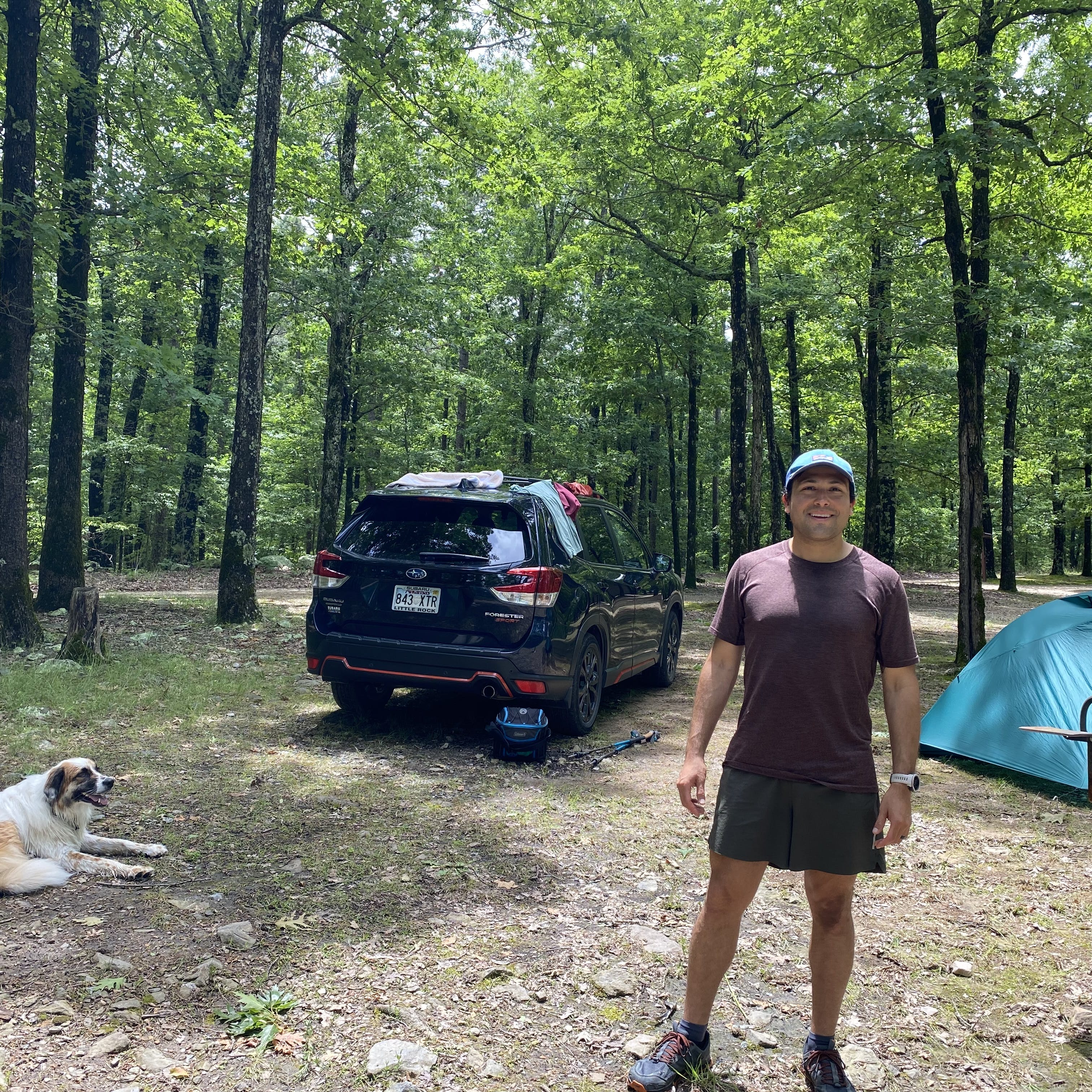 Hickory Nut Mountain Campground, AR | The Dyrt