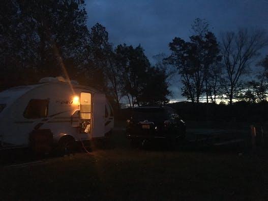Eagle Bluff Resort, OK | The Dyrt