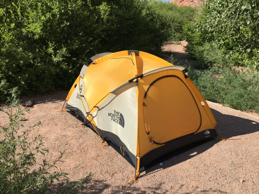 Kings bottom campground at Moab