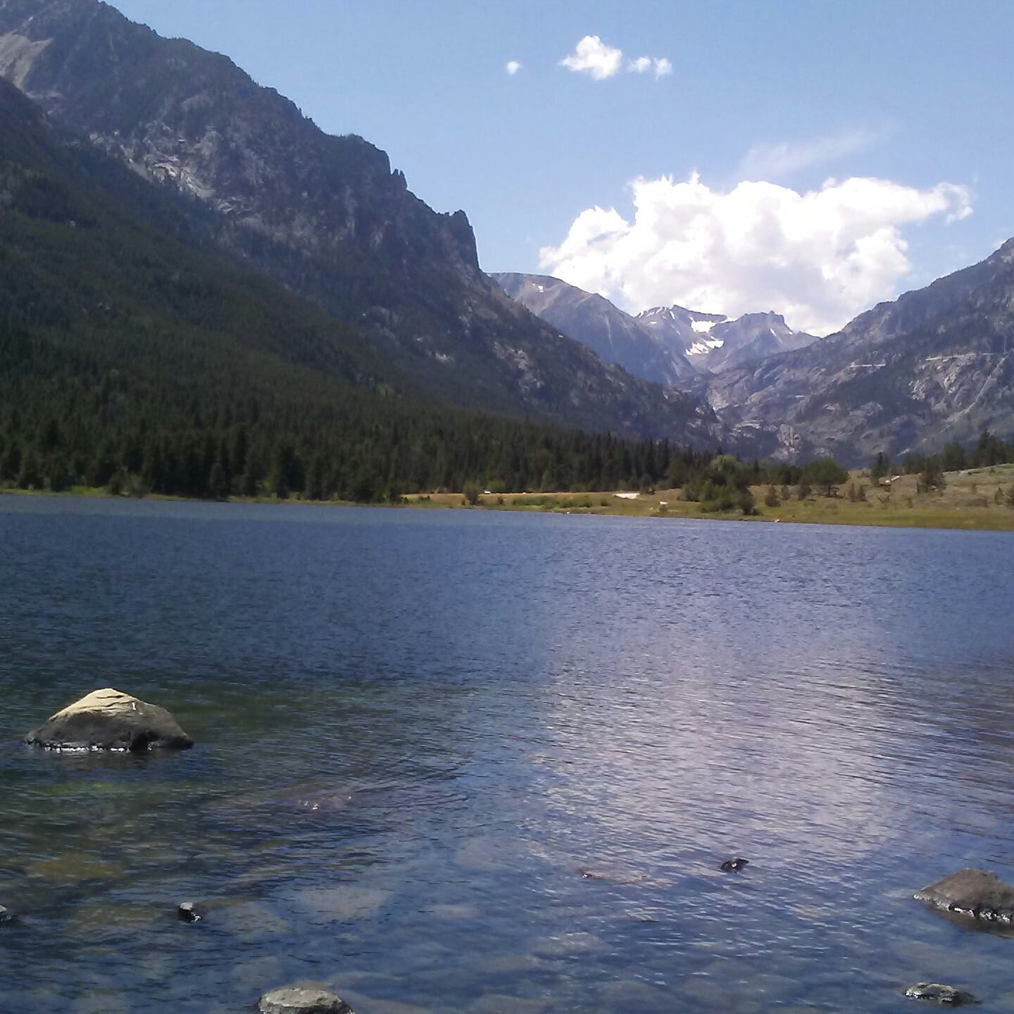 Emerald Lake Campground, MT   The Dyrt