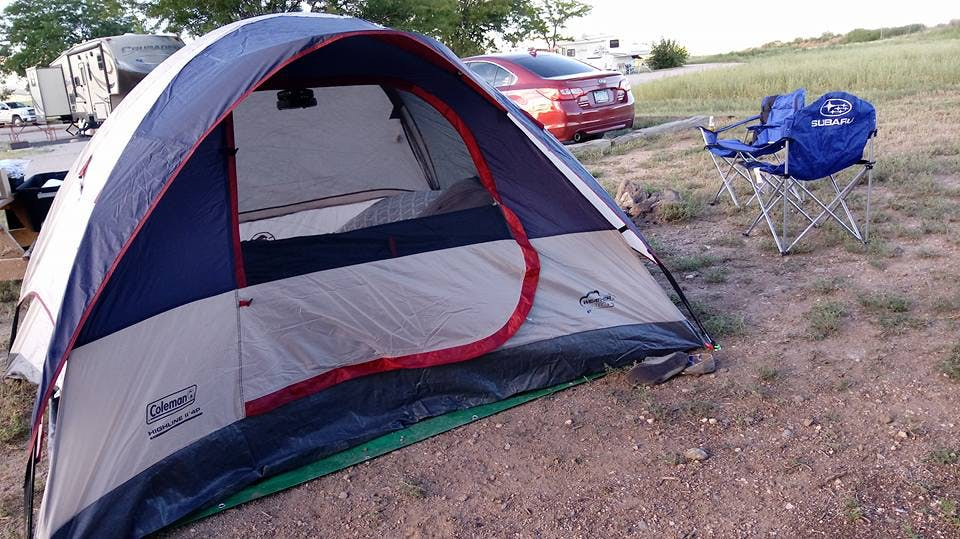 Seligman arizona campgrounds with electric hookups