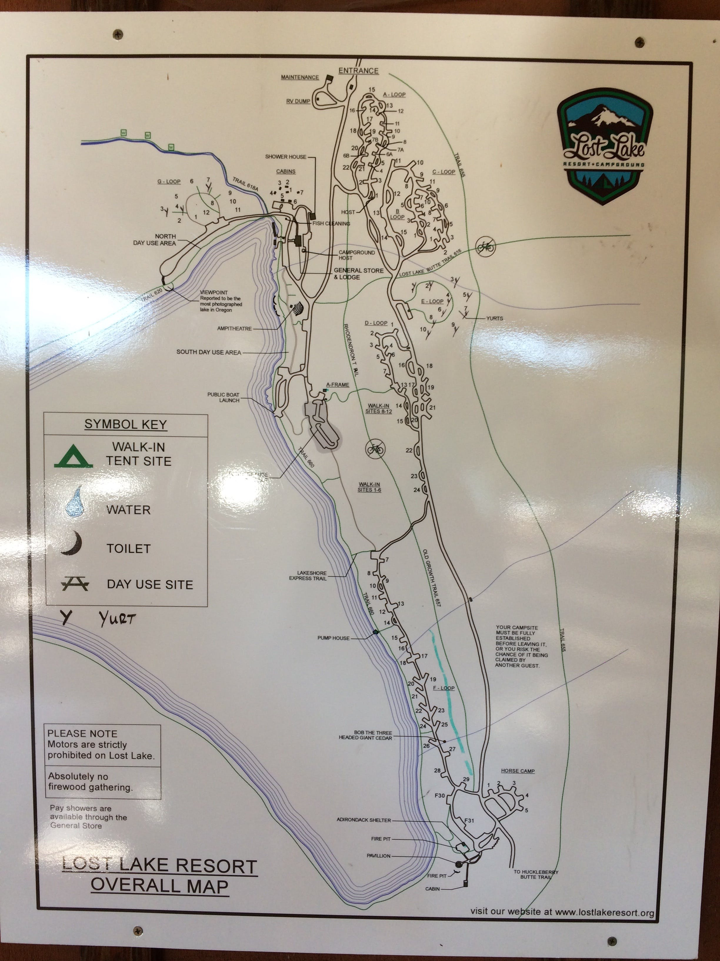 Lost Lake Campground Map Lost Lake Resort And Campground, OR | The Dyrt