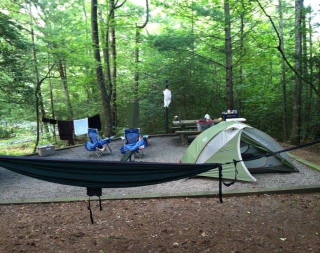 Lake Powhatan Campground, NC   The Dyrt