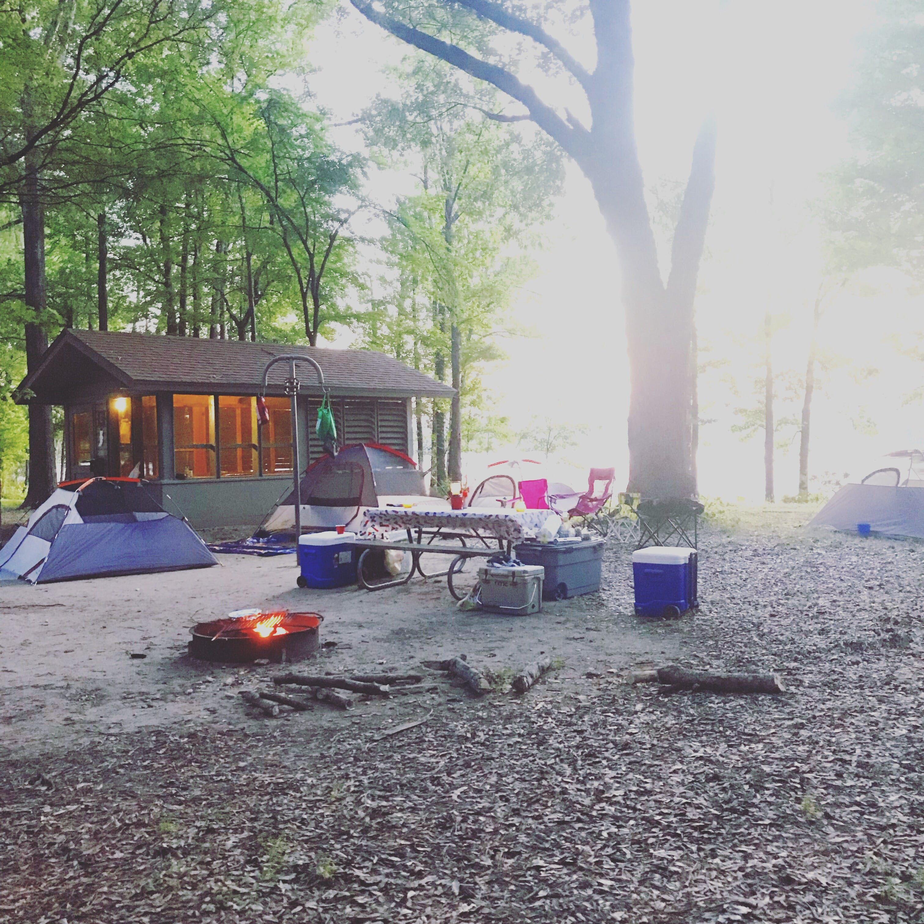 The Best Camping Near Oil City | Louisiana Campgrounds | The