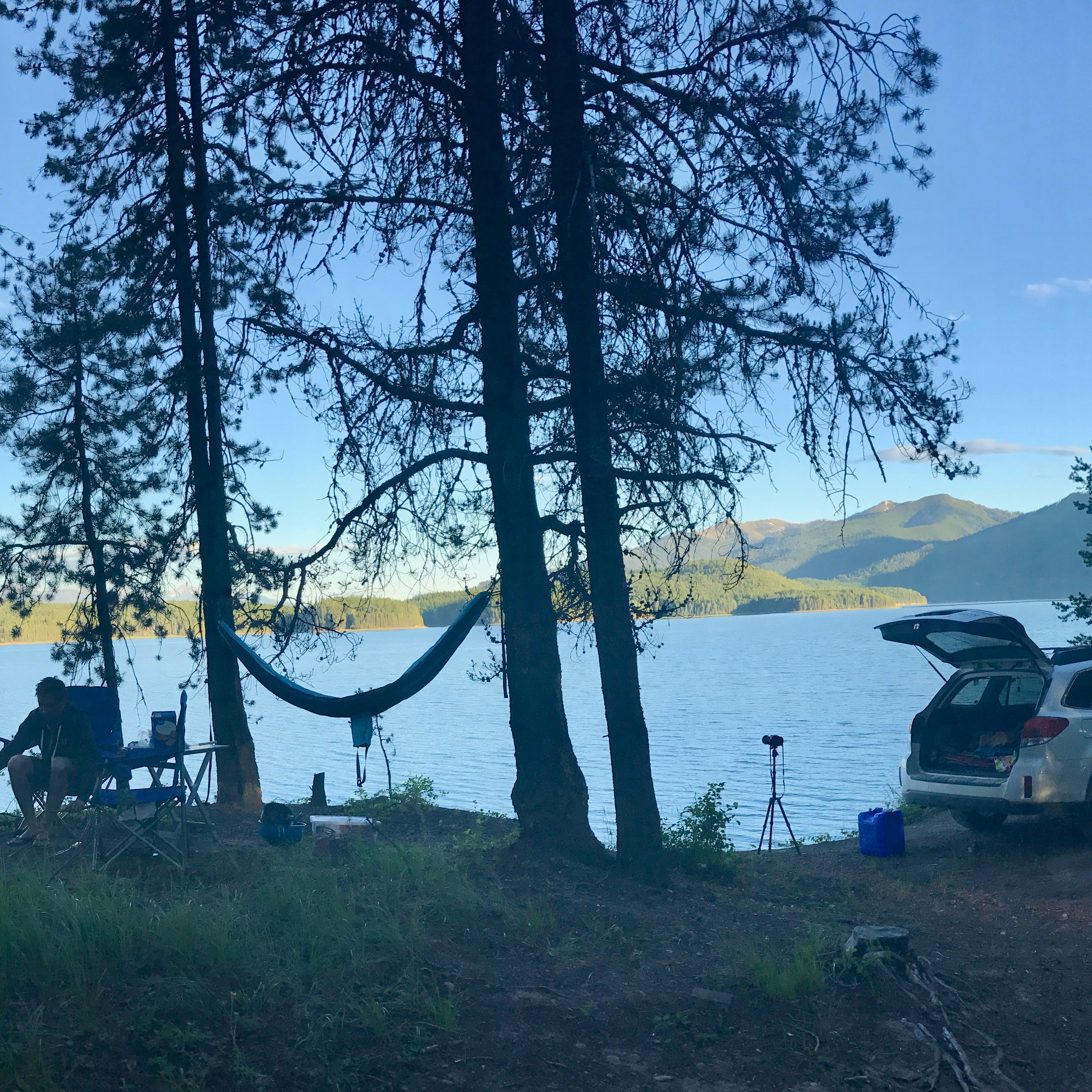 Tally Lake Campground, MT   The Dyrt