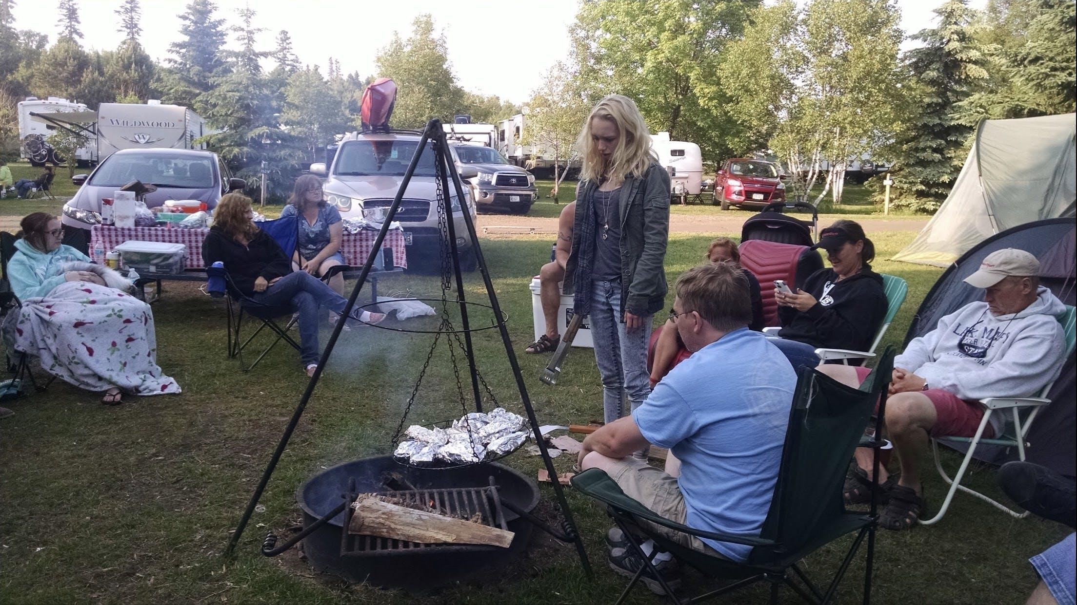 Grand Marais City Rv Park, MN | Kate H  reviews Grand Marais