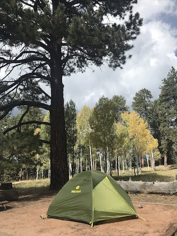 best grand canyon campground