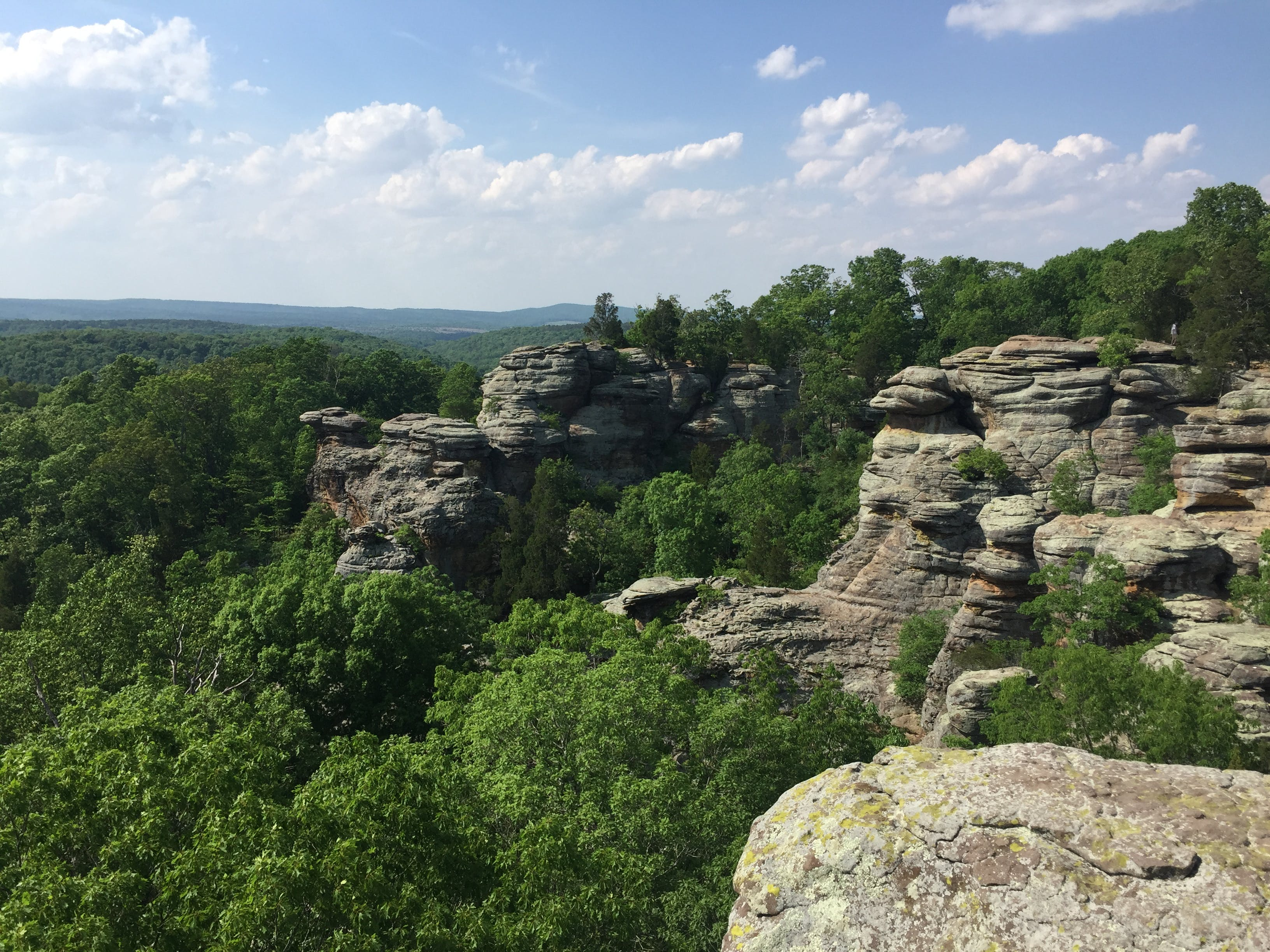 best campgrounds in illinois