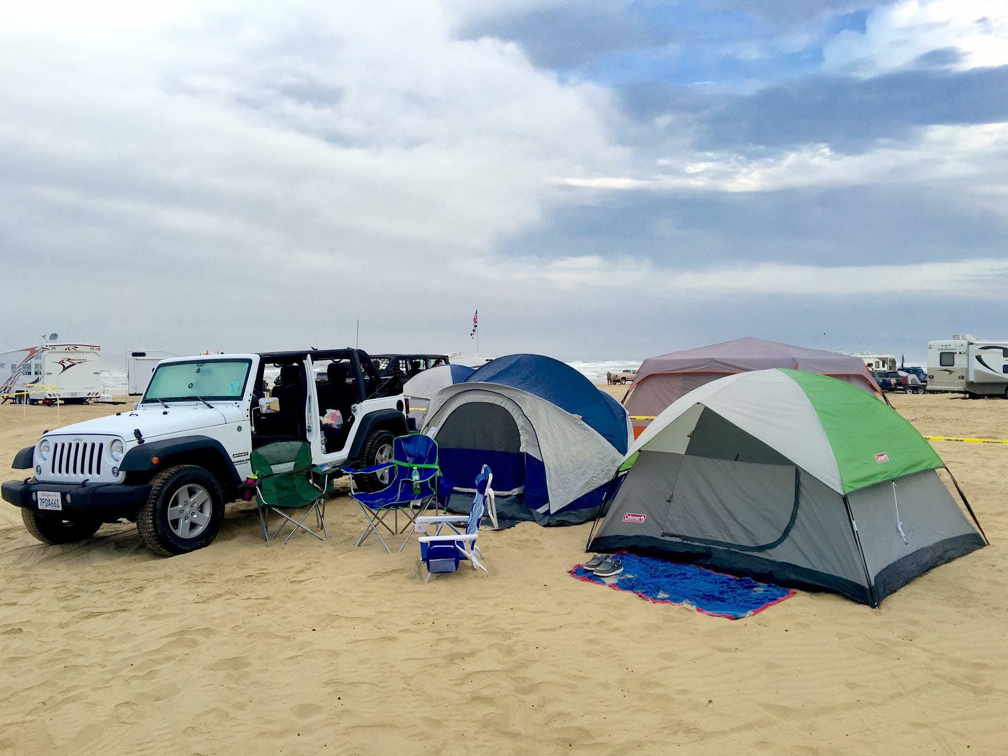 Pismo State Beach North