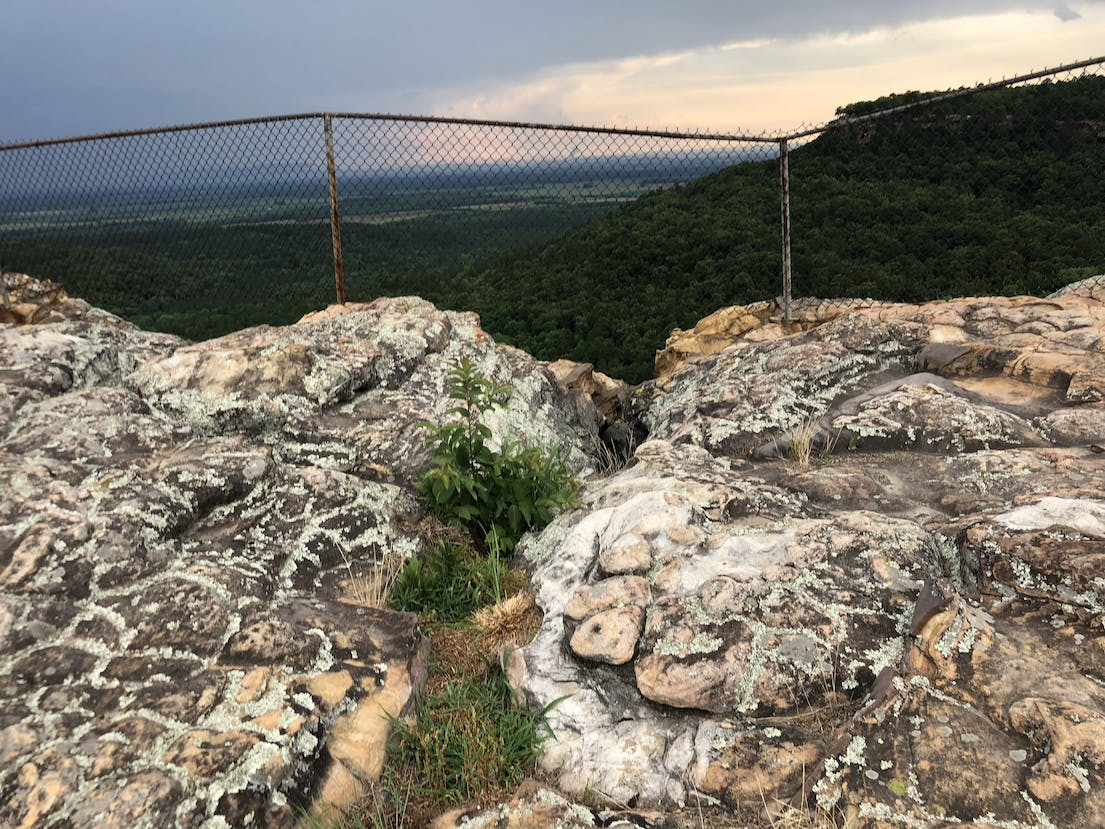 Photo of Petit Jean State Park by Kathy E