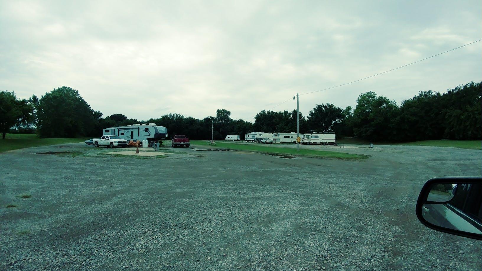 Iowa Tribe Rv Park, OK | The Dyrt