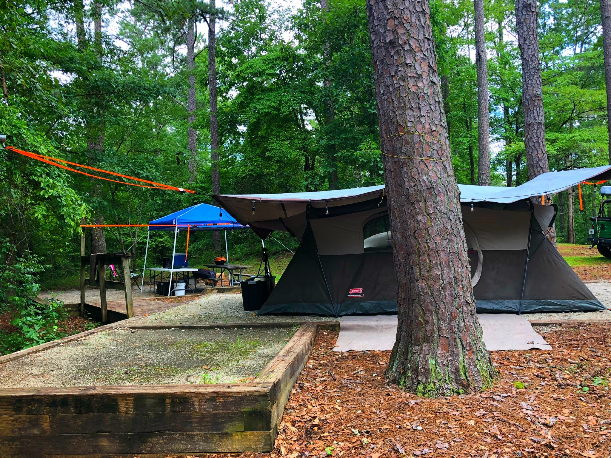 Georgia state park campgrounds with sewer hookups