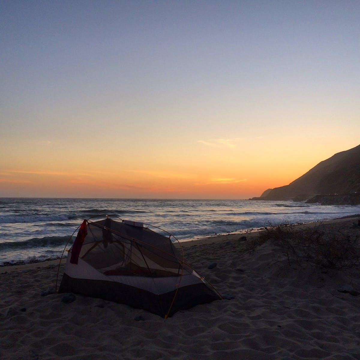 point mugu campgrounds in california
