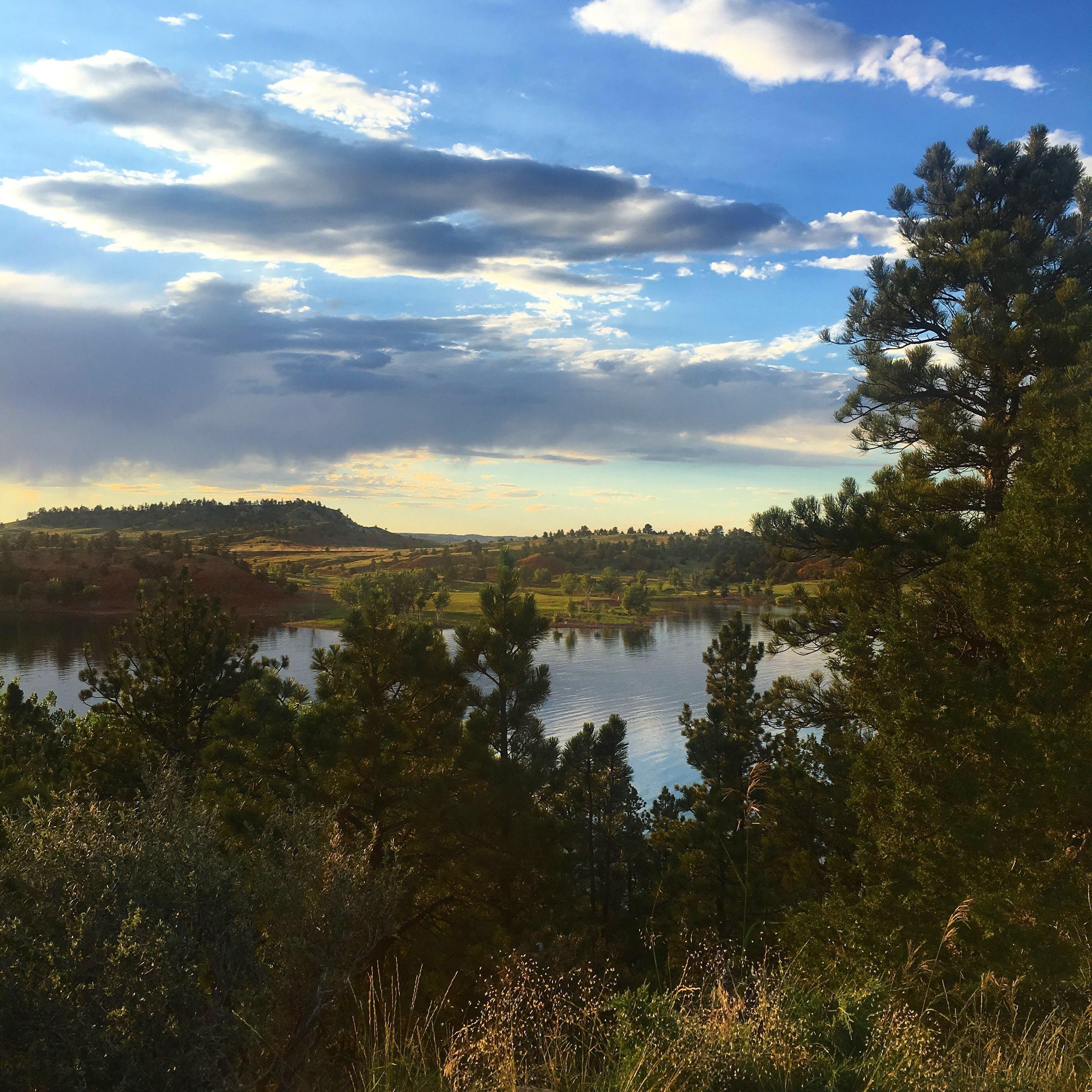 glendo state park, wyoming