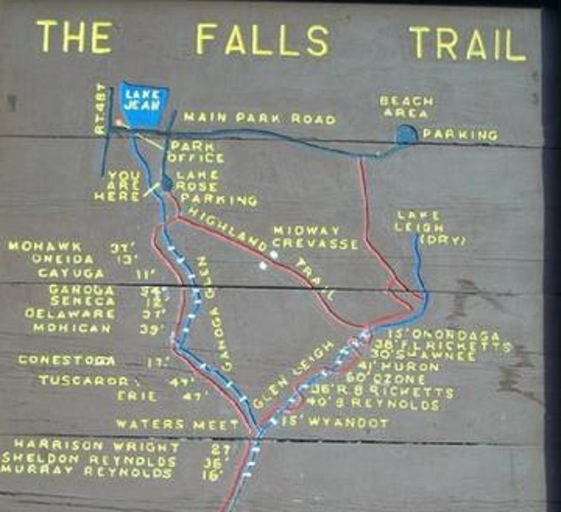 Photo of Ricketts Glen State Park by Meag F. on wallace falls trail map, locust lake map, hyner view map, lehigh gorge map, tuscarora map, haneyville atv trail map, clifty falls trail map, glen onoko trail map, susquehannock map, quebec run wild area map, cowans gap map, clear creek map, seven tubs natural area map, warriors path map, prince gallitzin map, pymatuning map, lake george hiking trails map, gifford pinchot map, waterfall glen map, sumter national forest trail map,