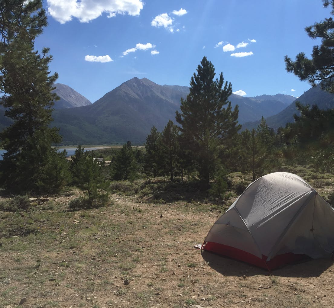 The Best Camping Near Aspen Park | Colorado Campgrounds