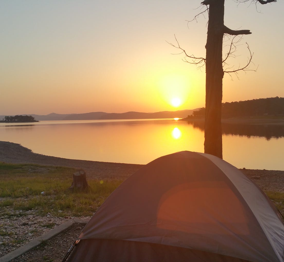 The Best Camping Near Eufaula Lake   Oklahoma Campgrounds